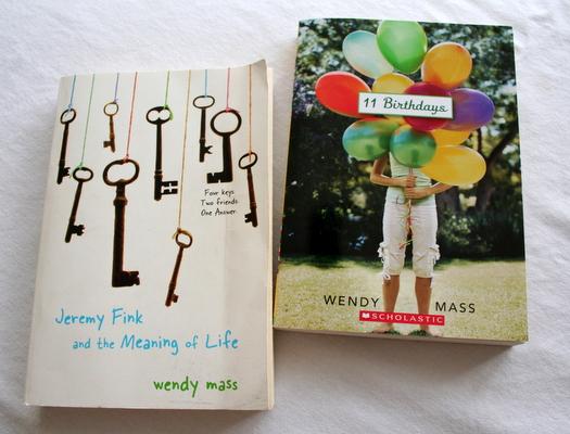 Jeremy Fink and 11 Birthdays by Wendy Mass