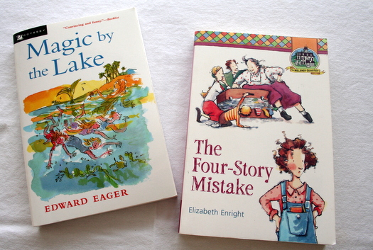 Magic by the Lake and the Four Story Mistake