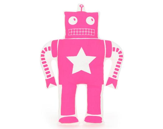 Ellie Bellie Kids pink robot