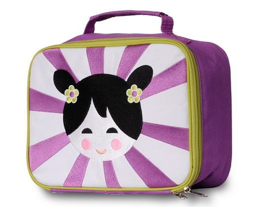 Coco LIme Lunchbox Parisa