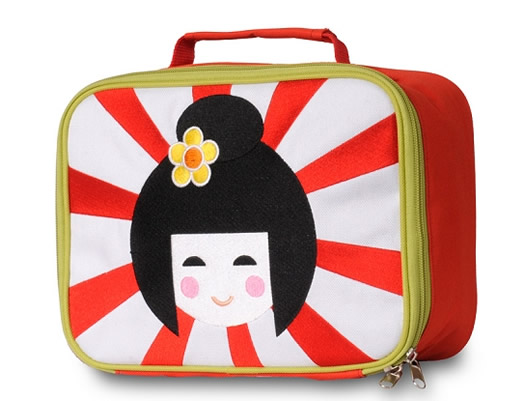 Coco Lime Lunchbox Ruby