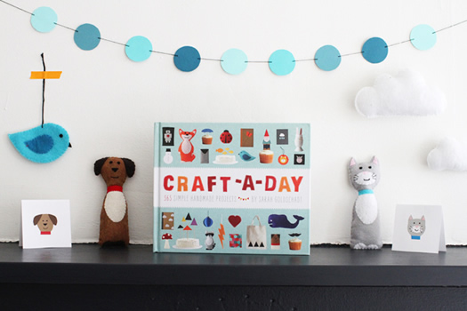 Craft a Day by Sarah Goldschadt