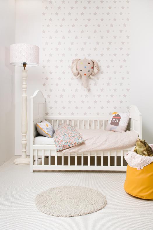 Little collection stars wallpaper by Bibelotte