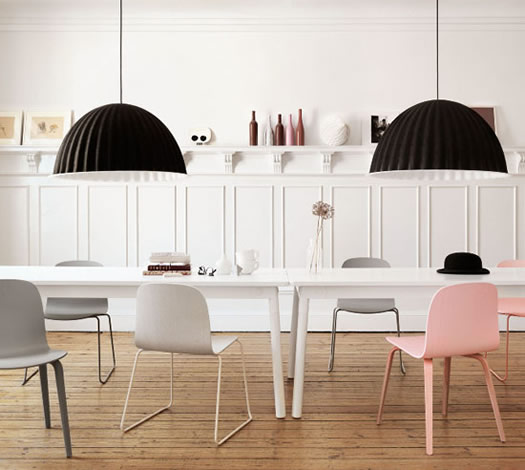 Muuto new All the Way to Paris collection photo by Petra Bindel