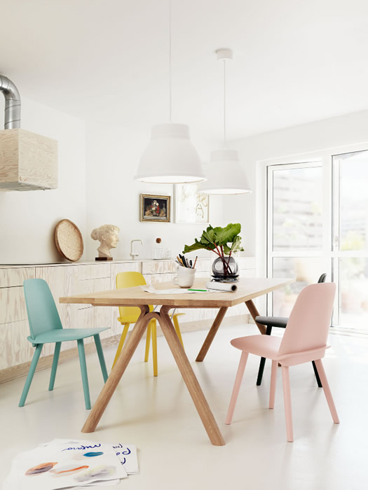 Muuto All the Way to Paris collection photo by Petra Bindel