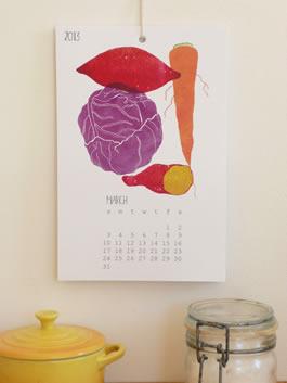 Claudia Pearson 2013 calendar 2