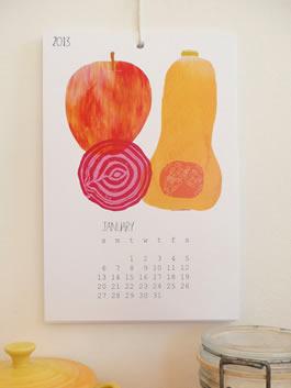 Claudia Pearson 2013 calendar