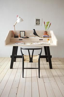 Desk by Slow Wood