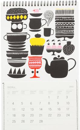 Marimekko Calendar 1