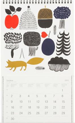 Marimekko Calendar 2