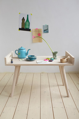 Slow Wood Table