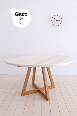 Table by Slow Wood