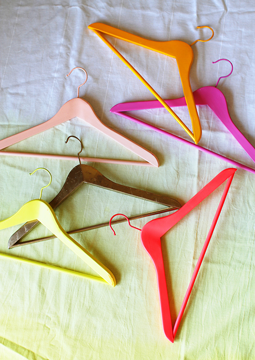 DIY Hangers via DesignLoveFest