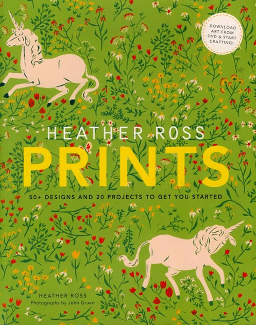 Heather Ross Prints book
