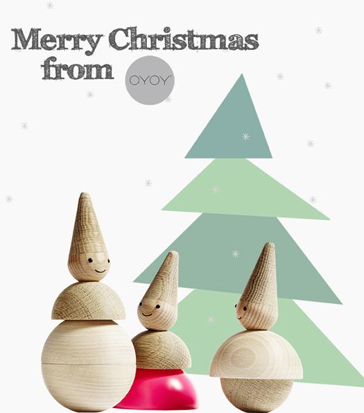 OYOY Christmas elves