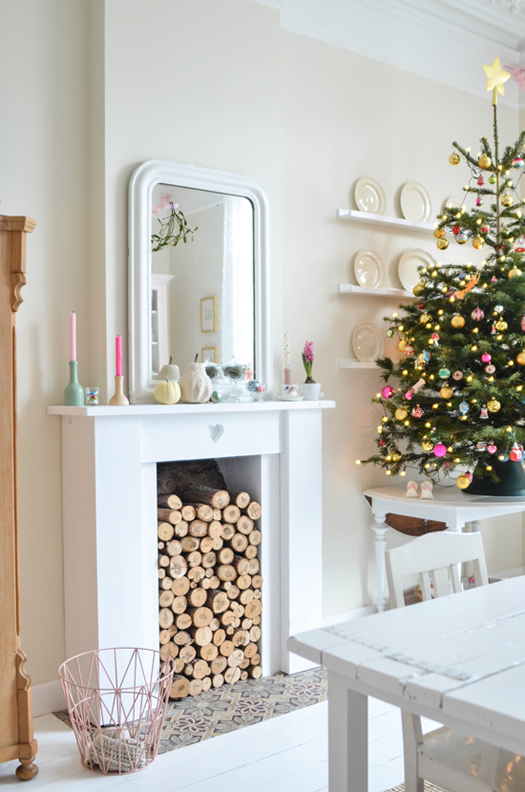 Christmas decor by Yvestown