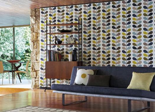 harlequin-orla-kiely-wallpaper 4