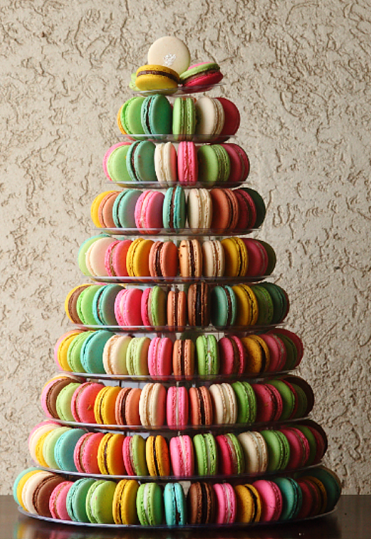 Macarons from Blog Le 15