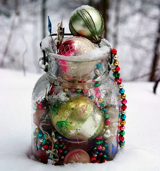 winter treasure hunt via ivillage